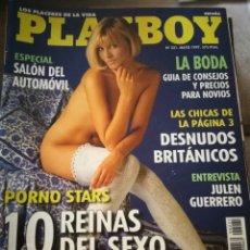 Coleccionismo de Revistas y Periódicos: REVISTA PLAYBOY,MAYO 1997. Lote 131752701