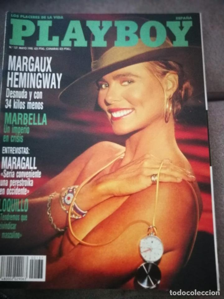 REVISTA PLAYBOY,MAYO 1990 (Coleccionismo - Revistas y Periódicos Modernos (a partir de 1.940) - Otros)