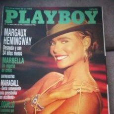 Coleccionismo de Revistas y Periódicos: REVISTA PLAYBOY,MAYO 1990. Lote 131797963