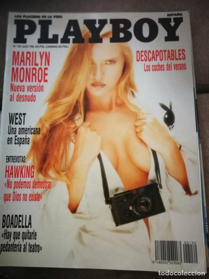 REVISTA PLAYBOY ,JULIO 1990 (Coleccionismo - Revistas y Periódicos Modernos (a partir de 1.940) - Otros)