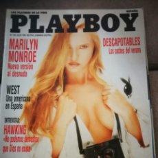 Coleccionismo de Revistas y Periódicos: REVISTA PLAYBOY ,JULIO 1990. Lote 131798015