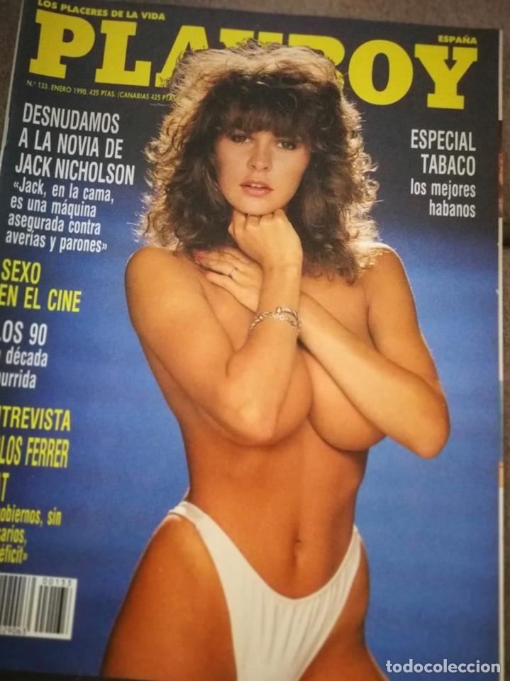 REVISTA PLAYBOY,ENERO 1990 (Coleccionismo - Revistas y Periódicos Modernos (a partir de 1.940) - Otros)
