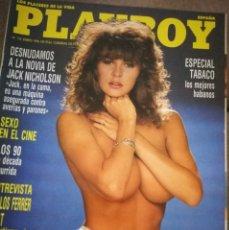 Coleccionismo de Revistas y Periódicos: REVISTA PLAYBOY,ENERO 1990. Lote 131798178