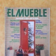 Coleccionismo de Revistas y Periódicos: EL MUEBLE N° 252. Lote 131887631