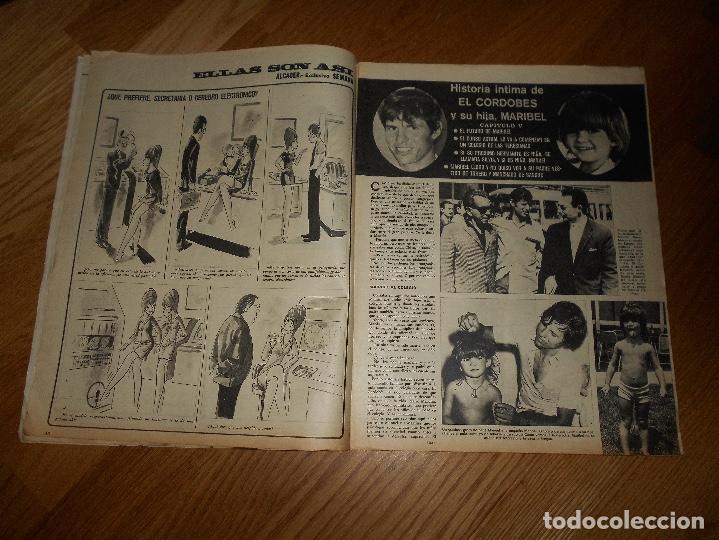 Coleccionismo de Revistas y Periódicos: Revista semana nº 1700 Septiembre de 1972 Julio Iglesias e Isabel Preysler NO Poster - Foto 2 - 132070154
