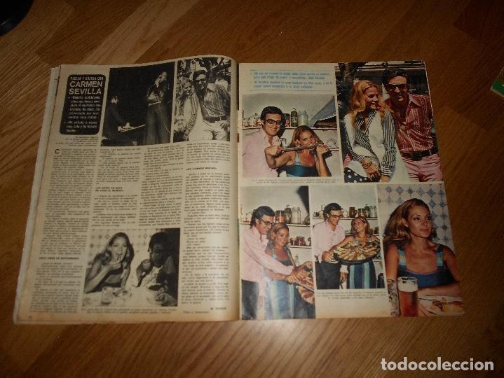 Coleccionismo de Revistas y Periódicos: Revista semana nº 1700 Septiembre de 1972 Julio Iglesias e Isabel Preysler NO Poster - Foto 3 - 132070154