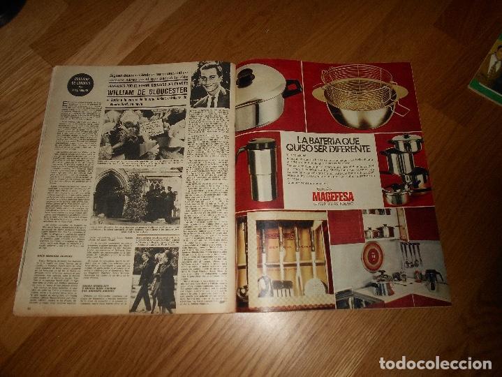 Coleccionismo de Revistas y Periódicos: Revista semana nº 1700 Septiembre de 1972 Julio Iglesias e Isabel Preysler NO Poster - Foto 4 - 132070154