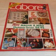 Coleccionismo de Revistas y Periódicos: LABORES DEL HOGAR OCTUBRE Nº 437 OCTUBRE 1994 . Lote 132180654