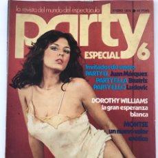 Coleccionismo de Revistas y Periódicos - 2 revistas eroticas Party - 132221362