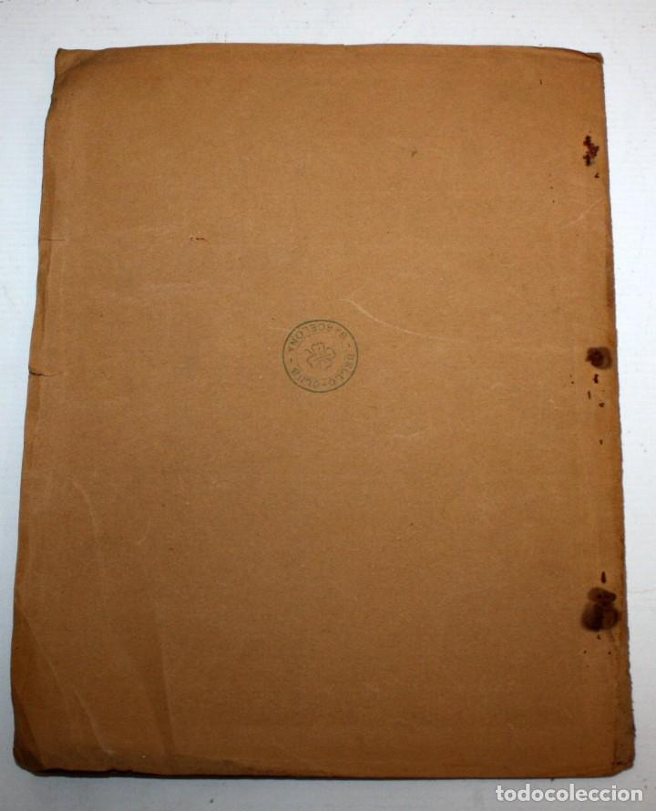 Coleccionismo de Revistas y Periódicos: THE SALDONI GACETTE. RARAS REVISTAS DE HUMOR. 27 NUMEROS (COMPLETA) AÑO 1929 AL 1931 - Foto 11 - 132383654
