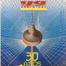 Coleccionismo de Revistas y Periódicos: 1987. EVARISTO GUERRA. SEMANA SANTA A PUNTO DE NAZARENO. GRABACIONES MARATONIANAS DE MIGUEL RIOS. . Lote 132400182