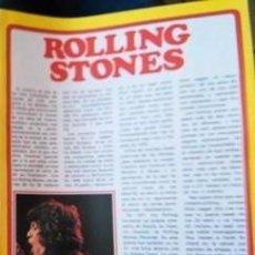Coleccionismo de Revistas y Periódicos: RECORTE ROLLING STONES. Lote 132435157
