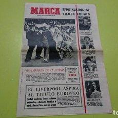 Coleccionismo de Revistas y Periódicos: SUPLEMENTO PERIODICO MARCA ABRIL 1965. Lote 132449102