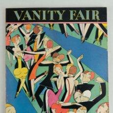 Coleccionismo de Revistas y Periódicos: REVISTA VANITY FAIR-DICIEMBRE 1927. Lote 132493550