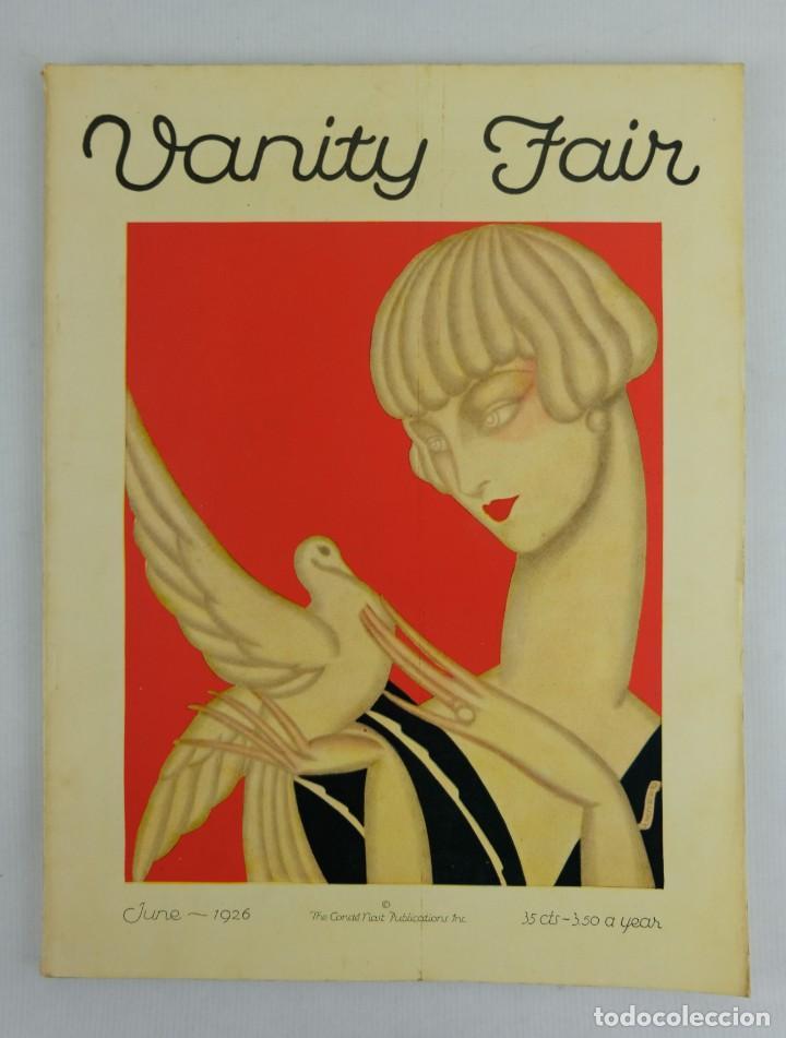 REVISTA VANITY FAIR-JUNIO 1926 (Coleccionismo - Revistas y Periódicos Antiguos (hasta 1.939))