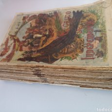 Coleccionismo de Revistas y Periódicos: LOTE DE 47 CUADERNOS EL GRITO DE LA INDEPENDENCIA POR CARLOS MENDOZA SIGLO XIX. Lote 132563541
