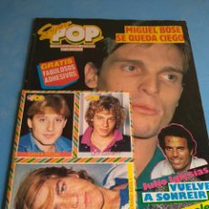Coleccionismo de Revistas y Periódicos: REVISTA SUPER POP N'100 COMPLETA SIN USO. Lote 132570942
