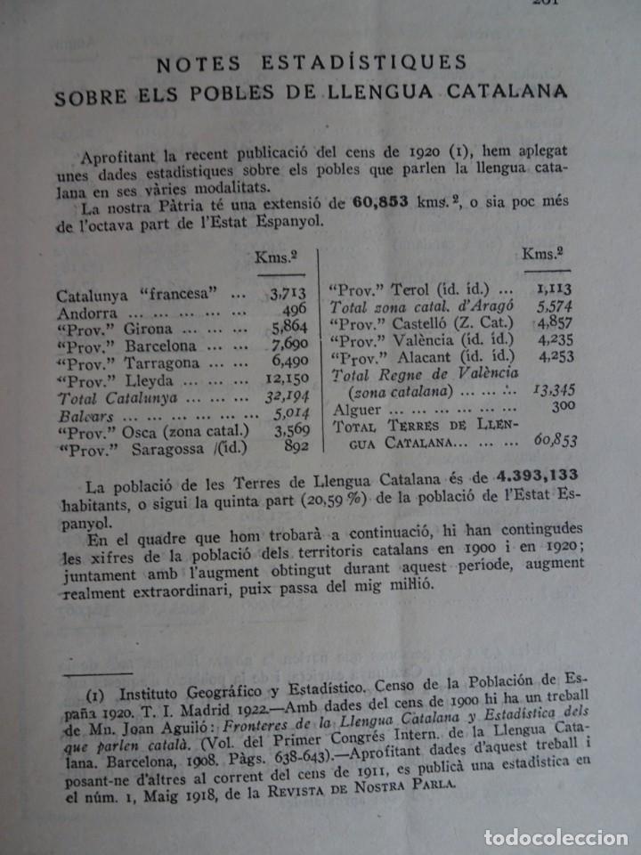 Coleccionismo de Revistas y Periódicos: ANTIGUA REVISTA - NOSTRA PARLA - Nº 18 JUNIO 1923 , VER FOTOS - Foto 3 - 132588926