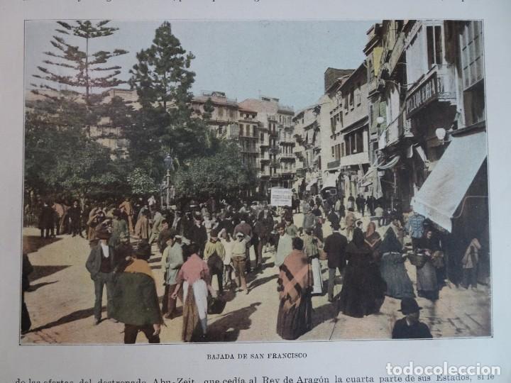 Coleccionismo de Revistas y Periódicos: ANTIGUO SEMANARIO ILUSTRADO - ALBUM SALÓN- LA PRINCESA VICTORIA DE BATTEMBERG , VER FOTOS - Foto 10 - 132627770