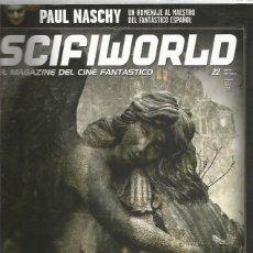 Coleccionismo de Revistas y Periódicos: SCIFIWORLD 22. Lote 132638330