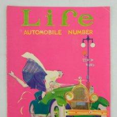 Coleccionismo de Revistas y Periódicos: REVISTA LIFE-JUNIO 7, 1926. Lote 132657294