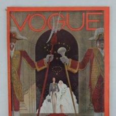 Coleccionismo de Revistas y Periódicos: REVISTA VOGUE-MAYO 1929. Lote 132734986