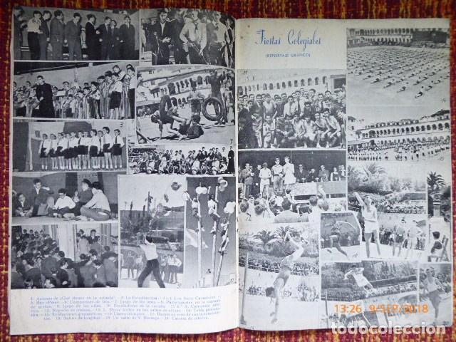 Coleccionismo de Revistas y Periódicos: revista malagueña, victoria, 1957, H.H. Maristas, - Foto 5 - 132820606