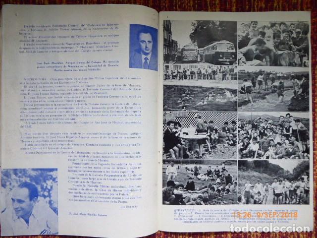 Coleccionismo de Revistas y Periódicos: revista malagueña, victoria, 1957, H.H. Maristas, - Foto 6 - 132820606