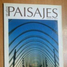 Coleccionismo de Revistas y Periódicos: REVISTA PAISAJES DESDE EL TREN DICIEMBRE 2000 VALENCIA. Lote 132886943