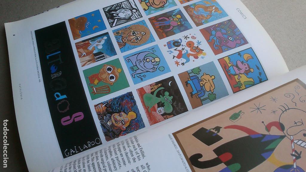 Coleccionismo de Revistas y Periódicos: CATALÓNIA CULTURE - JANUARY 1994 · 36 - TEXTOS EN INGLÉS - BUEN ESTADO - Foto 10 - 132959714