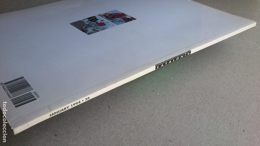 Coleccionismo de Revistas y Periódicos: CATALÓNIA CULTURE - JANUARY 1994 · 36 - TEXTOS EN INGLÉS - BUEN ESTADO - Foto 12 - 132959714