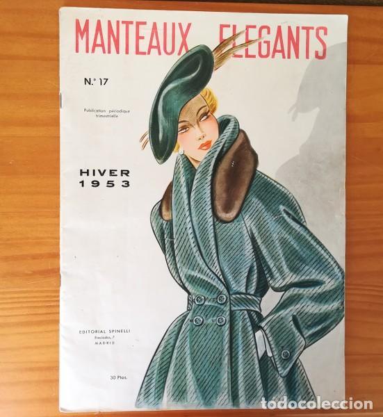 Moda francesa abrigos