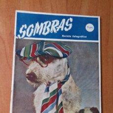 Coleccionismo de Revistas y Periódicos: REVISTA FOTOGRAFICA. SOMBRAS. AÑO II. Nº 10. MARZO. 1945.. Lote 133036430