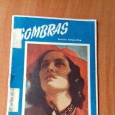Coleccionismo de Revistas y Periódicos: REVISTA FOTOGRAFICA. SOMBRAS. AÑO II. Nº 19. DICIEMBRE. 1945.. Lote 133036558