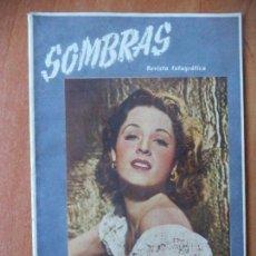 Coleccionismo de Revistas y Periódicos: REVISTA FOTOGRAFICA. SOMBRAS. AÑO I. Nº 5. NOVIEMBRE 1944.. Lote 133063254