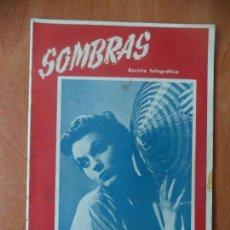 Coleccionismo de Revistas y Periódicos: REVISTA FOTOGRAFICA. SOMBRAS. AÑO II. Nº 16. SEPTIEMBRE 1945.. Lote 133063858