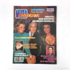 Coleccionismo de Revistas y Periódicos: TELE INDISCRETA AÑO 2 NUM 88 DINASTIA REMINGTON STEELE TOCATA MURPHY MICHAELS REVISTA TELEINDISCRETA. Lote 133176398