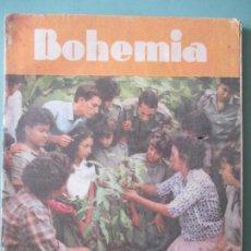 Coleccionismo de Revistas y Periódicos: REVISTA BOHEMIA. IMPRESO EN LA HABANA, CUBA. AÑO 57. Nº 29. JULIO 16 DE 1965. VER DESCRIPCIÓN. . Lote 133397490