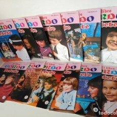 Coleccionismo de Revistas y Periódicos: LOTE DE 13 COLECCIONABLES EL LIBRO GORDO DE PETETE. Lote 133402574