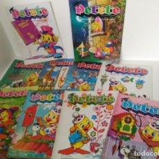 Coleccionismo de Revistas y Periódicos: LOTE DE 10 REVISTAS DE PETETE. Lote 133402714