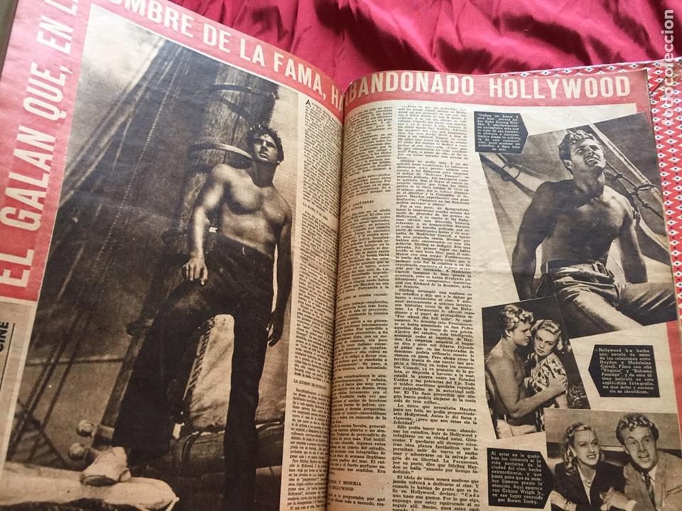 Coleccionismo de Revistas y Periódicos: Tomo colección revistas semana año 1940 - Foto 8 - 133457367