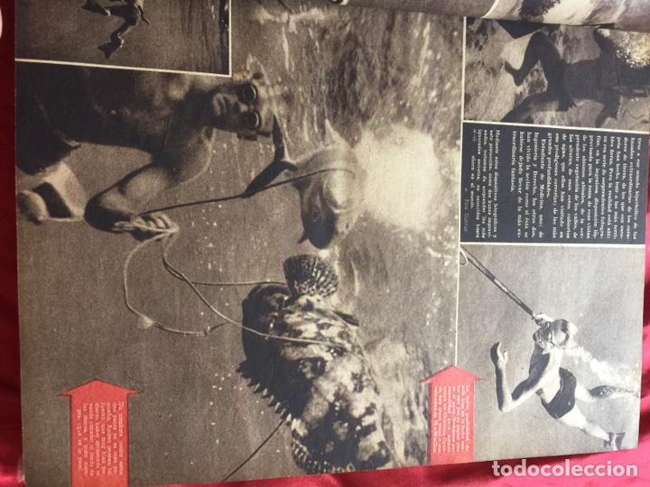 Coleccionismo de Revistas y Periódicos: Tomo colección revistas semana año 1940 - Foto 14 - 133457367