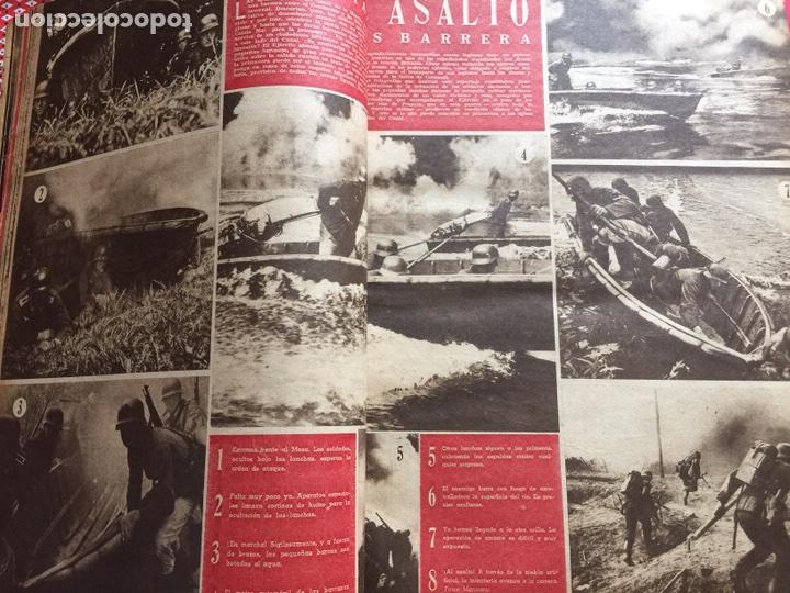 Coleccionismo de Revistas y Periódicos: Tomo colección revistas semana año 1940 - Foto 17 - 133457367