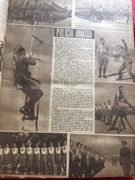 Coleccionismo de Revistas y Periódicos: Tomo colección revistas semana año 1940 - Foto 22 - 133457367