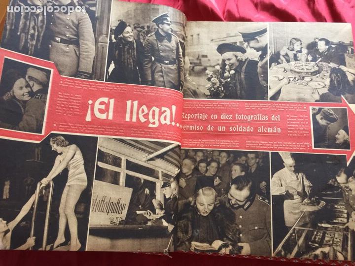 Coleccionismo de Revistas y Periódicos: Tomo colección revistas semana año 1940 - Foto 25 - 133457367