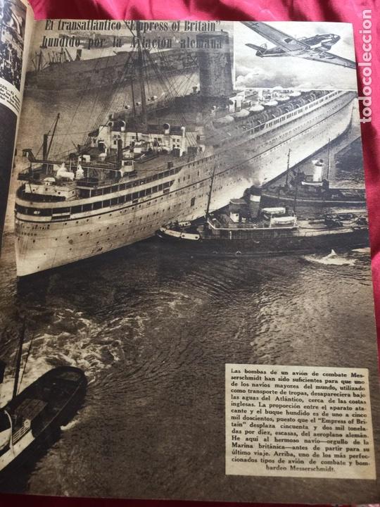 Coleccionismo de Revistas y Periódicos: Tomo colección revistas semana año 1940 - Foto 26 - 133457367