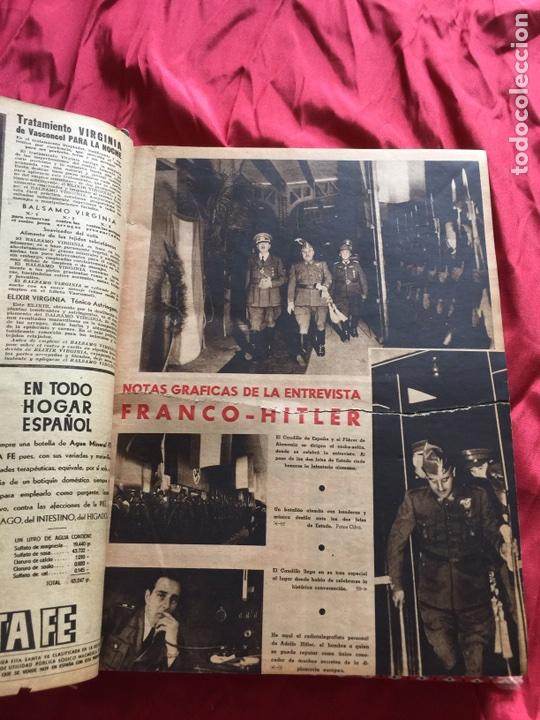 Coleccionismo de Revistas y Periódicos: Tomo colección revistas semana año 1940 - Foto 31 - 133457367
