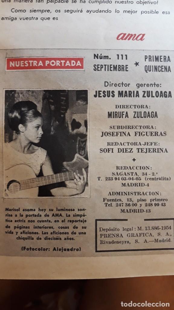 Coleccionismo de Revistas y Periódicos: MARISOL PEPA FLORES - Foto 2 - 133592734