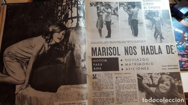 Coleccionismo de Revistas y Periódicos: MARISOL PEPA FLORES - Foto 3 - 133592734
