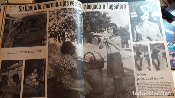 Coleccionismo de Revistas y Periódicos: MARISOL PEPA FLORES - Foto 4 - 133592734